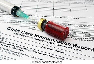 inmunización, concepto