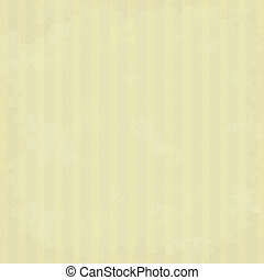 Vector texture of old paper with stripes