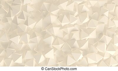 Abstract beige rhombus background