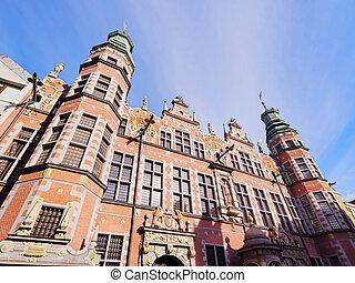 Big Armory in Gdansk, Poland - Wielka Zbrojownia - Big...