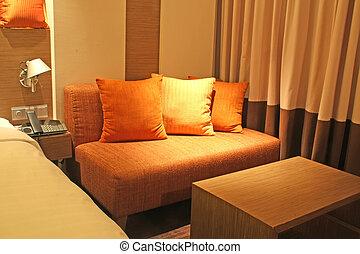 ホテル, 部屋