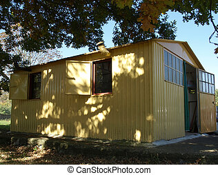Prefabricated house prefab