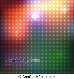 Multicolored abstract background Vector illustration EPS10