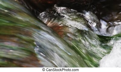 Babbling Brook Loop - Loop features a stream of water...
