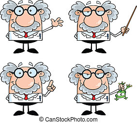 Scientist Or Professor Collection 4 - Funny Scientist Or...