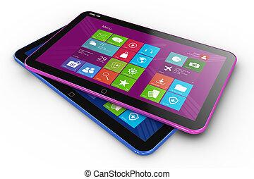 PDA gadgets Concept