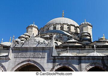 Eminonu New Mosque, Istanbul