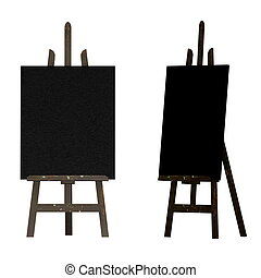 easel - art supplies