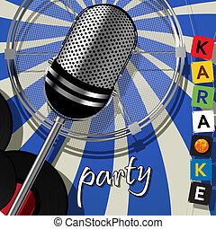 パーティー, カラオケ, カード