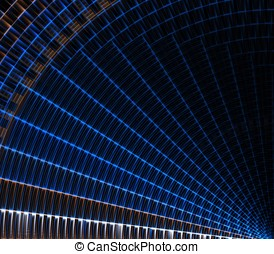 Technology Weave Abstract - Artistic Abstract Background -...