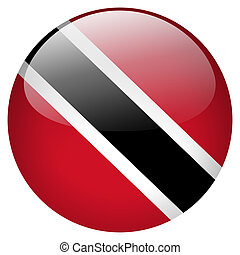 Trinidad And Tobago Button