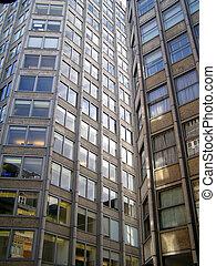 architecture, moderne, londres,  brutalist