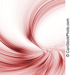 Wave and Curl Abstract - Abstract Background - Wave and curl...