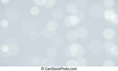 white flare background - The background of snow flare...