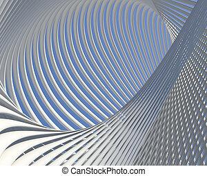 Fantastic modern shapes design