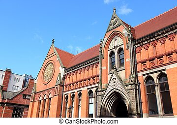 Birmingham City University - Birmingham in West Midlands,...