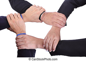 All for one ,we are working together everyone can do.