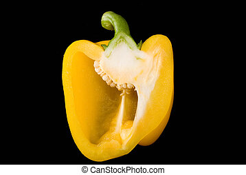 Beatiful dissected Pimiento - Beautiful dissected pimiento...