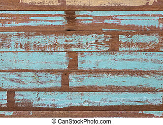 wooden planks texture with cracked color Paint - wooden...