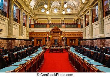 British Columbia Legislature - The British Columbia...