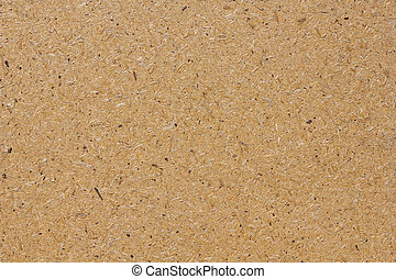 Chipboard texture - The texture of chipboard surface