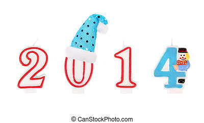 Happy new years 2014 by candkes.