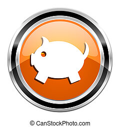 nasse,  bank, ikon