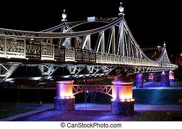 Ponte da Cachoeirinha - Ponte da Cachoirinha em...