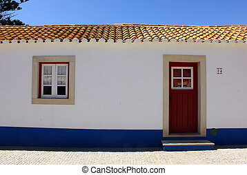 House, Porto Covo, Portugal