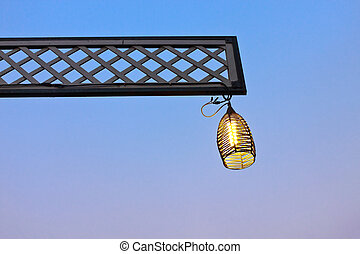 Thai Lanna lantern