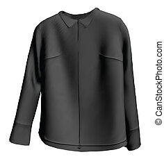 Black Jaket Vector - models of man black jacket vector...