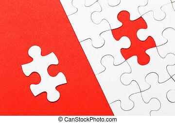 Symmetric puzzle