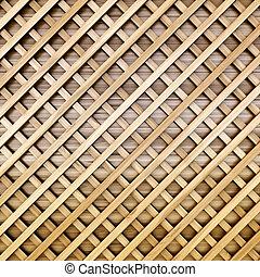 lattice - wooden lattice