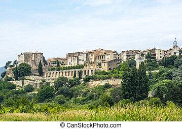Lauris Provence - Lauris Provence-Alpes-Cote dAzur, France,...