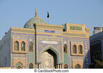 Mosque in Bur Dubai, United Arab Emirates