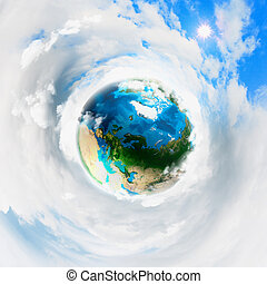 Earth planet - Image of earth planet Elements of this image...