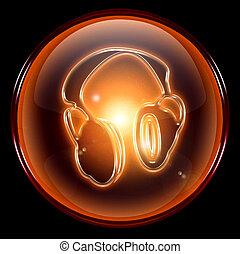 headphones icon.