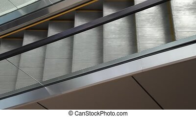 Escalator - Photo of a modern escalator