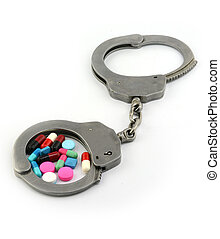 Drug smuggling is a serious penalty.