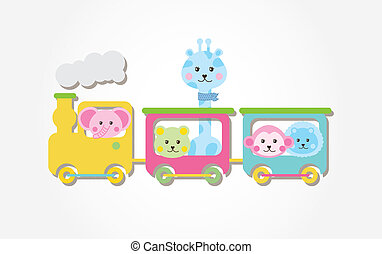 animals design over white background vector illustration