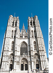 Brussel's Cathedral