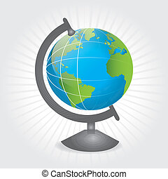 world map over white background vector illustration