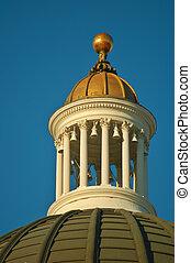 円形の建物, 国会議事堂
