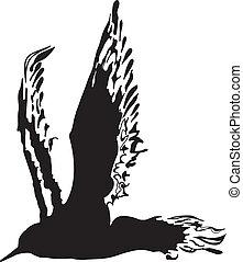 Vector - bird