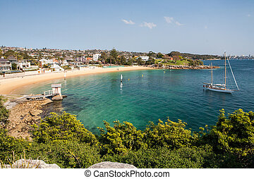 Camp Cove - The exclusive Camp Cove near Watsons Bay in...