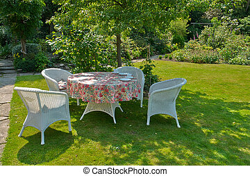 Classical Garden Furniture