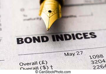 Bond indices