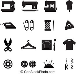 Tailor Icon set for your design