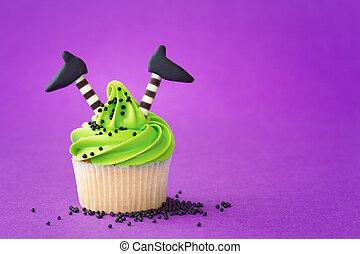 dia das bruxas, Cupcake