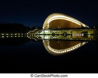 Haus der Kulturen der Welt Berlin - Berlin modern...